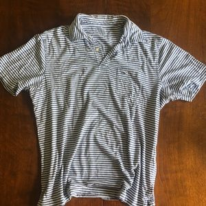 Vineyard Vines Feeder Stripe Jersey Polo